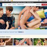 8 Teen Boy Discount Info