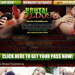 Brutal Dildos Link Discount