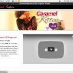 Caramel Kitten Discount Link Code