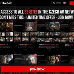 Get Czech AV Discount Offer