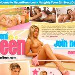Get Naomi Teen Discount Membership