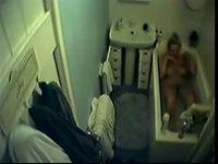 Spyarchive voyeur shower
