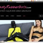 Nasty Rubber Girls With Paysafecard