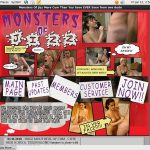 New Monsters Of Jizz Porn