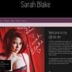 Sarahblake.com Account Membership