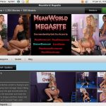 Mean World Account Online