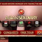 Asian Sex Diary Free Trial Member