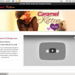 Caramelkitten Paypal Register