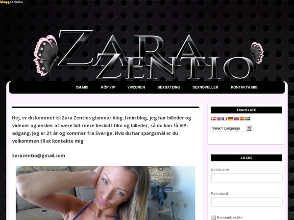Zara Zentio Wiki