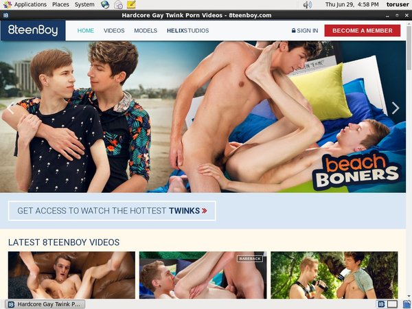 8teenboy.com Paypal