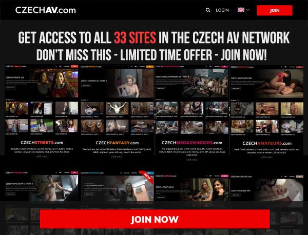 Czechav.com With Iphone