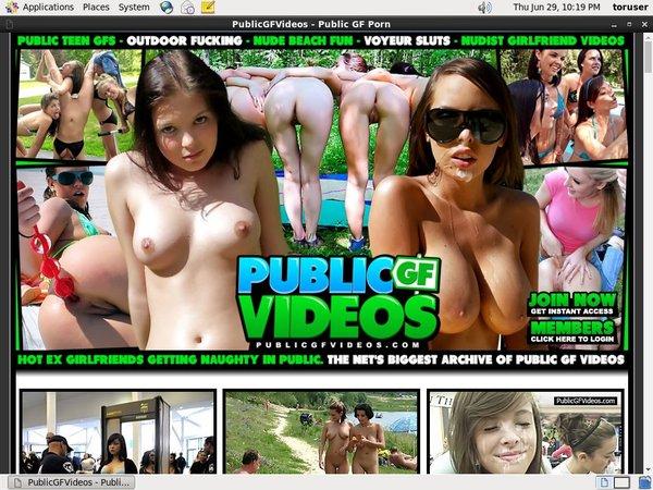 Public GF Videos Order Page