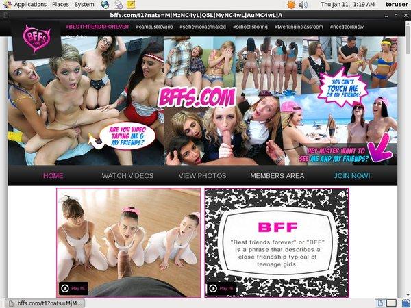 Bffs Telephone Billing
