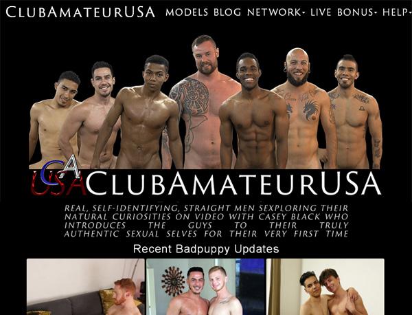 Discount Clubamateurusa.com Promotion
