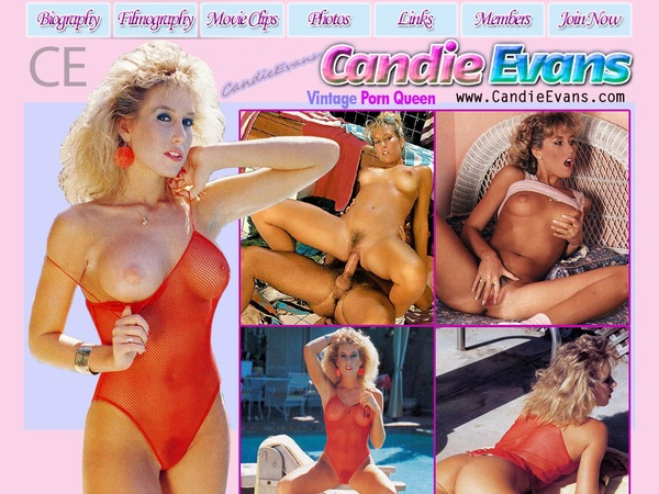Free Trial For Candy Evans
