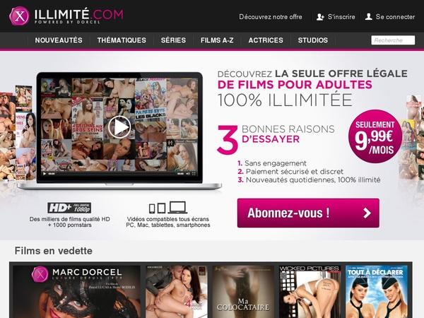 Get Discount X Illimite