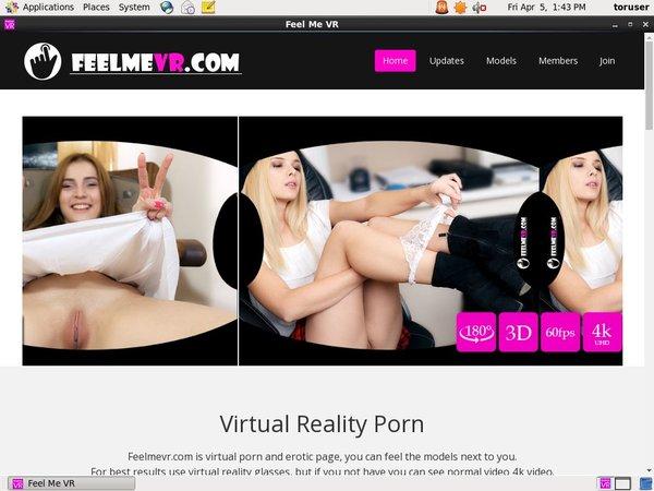 VR Me Feel Free Logins